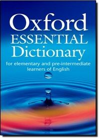 Oxford Essential Dictionary: Oxford Essential Dictionary with CD-ROM [With CDROM] (Paperback)