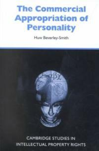Commercial appropriation of personality