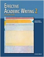 Effective Academic Writing 2 : Student Book (Paperback)