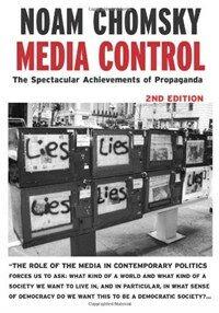 Media Control: The Spectacular Achievements of Propaganda (Paperback, 2)