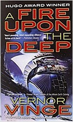 A Fire Upon the Deep (Mass Market Paperback, Revised)