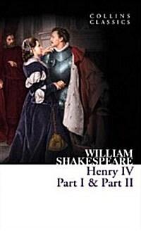 Henry IV, Part I & Part II (Paperback)