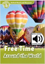 Read and Discover 3: Free Time Around the World (with MP3) (paperback with MP3 download card )