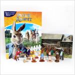 Peter Rabbit My Busy Books 피터래빗 비지북 (미니피규어 10개 + 놀이판)