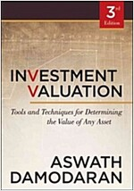 Investment Valuation: Tools and Techniques for Determining the Value of Any Asset (Hardcover, 3, Revised)