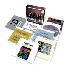 [수입] 줄리어드 현악 사중주단 - 에픽 레코딩 전집(1956-1966) [오리지널 커버 11CD]