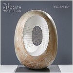 Hepworth Wakefield Wall Calendar 2019 (Art Calendar) (Calendar, New ed)