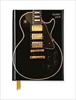 Black Gibson Guitar Pocket Diary 2019 (Diary, New ed)