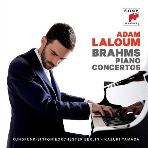 [수입] 브람스 : 피아노 협주곡 1 & 2번 (2CD)