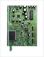 Green Circuit Board Pocket Diary 2019 (Diary, New ed)