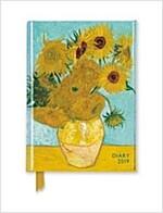 Van Gogh - Sunflowers Pocket Diary 2019 (Diary, New ed)