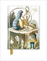 Tenniel: Alice in Wonderland Pocket Diary 2019 (Diary, New ed)