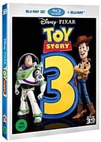 [중고] [3D 블루레이] 토이 스토리 3 : 콤보팩 (3disc: 3D+2D)