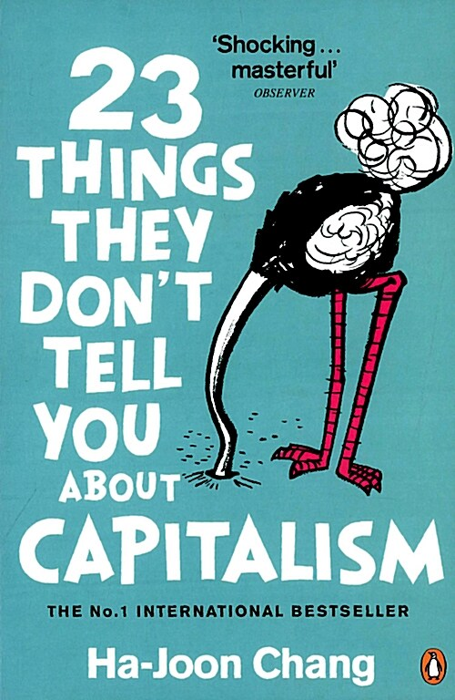 23 Things They Dont Tell You About Capitalism (Paperback)