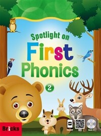 Spotlight on First Phonics 2 세트 (Student Book + Story Book + CD 3장 + App)