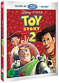 [3D 블루레이] 토이 스토리 2 : 콤보팩 (2disc: 3D+2D)