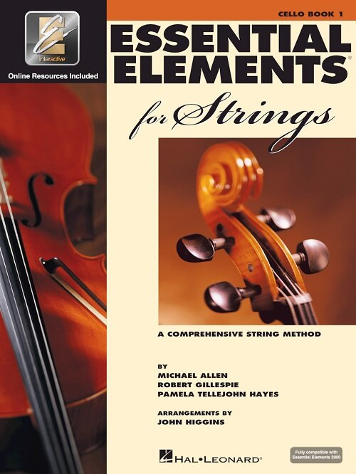 Essential Elements 2000 for Strings (Paperback, Compact Disc)