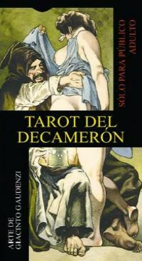 Decameron Tarot Deck: Boxed 78-Card Set [With Instruction Booklet] [With Instruction Booklet] (Other, Lo Scarabeo Dec)