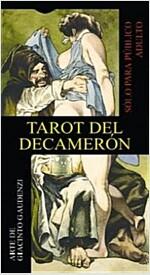 Decameron Tarot Deck: Boxed 78-Card Set [With Instruction Booklet] [With Instruction Booklet] (Other, Lo Scarabeo Dec)