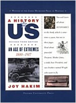 A History of Us: An Age of Extremes: 1880-1917 a History of Us Book Eight (Hardcover, 3, Revised)