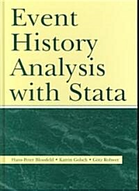 Event History Analysis With Stata (Hardcover)