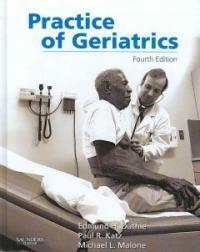 Practice of geriatrics 4th ed