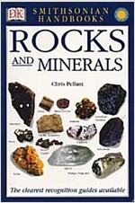 Smithsonian Handbooks: Rocks and Minerals: The Clearest Recognition Guide Available (Paperback)