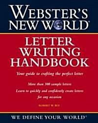 [중고] Websters New World Letter Writing Handbook (Paperback)