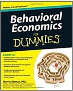 Behavioral Economics for Dummies (Paperback)