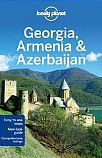 Lonely Georgia Armenia & Azerbaijan (Paperback, 4)