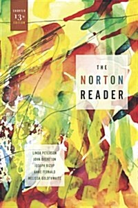 The Norton Reader: An Anthology of Nonfiction (Paperback, 13, Shorter Thirtee)