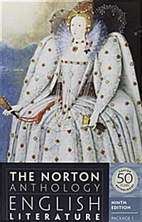 The Norton Anthology of English Literature (Paperback, 9)