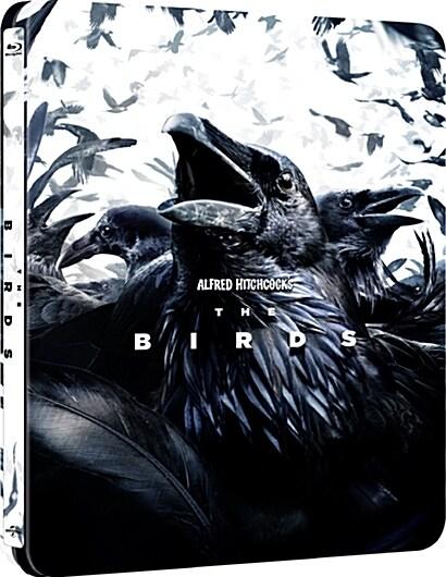 [블루레이] 새 : 55주년 기념 한정판 스틸북