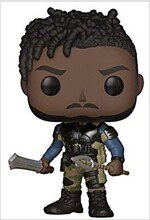 Pop Black Panther Erik Killmonger Vinyl Figure (Other)