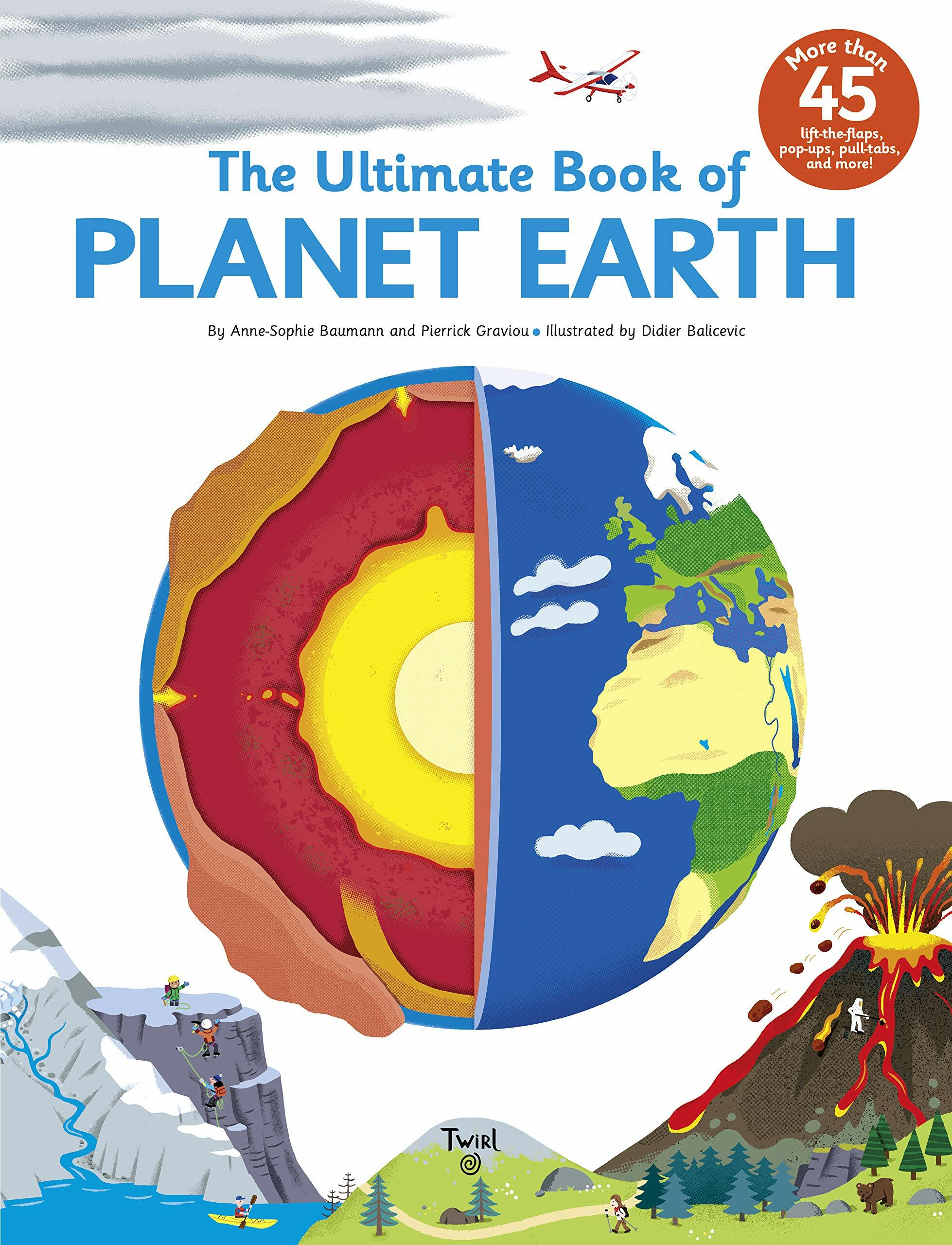 The Ultimate Book of Planet Earth (Hardcover)