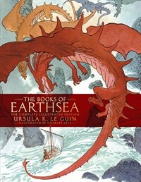 The Books of Earthsea: The Complete Illustrated Edition (Hardcover)