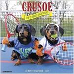 Crusoe the Celebrity Dachshund 2019 Wall Calendar (Dog Breed Calendar) (Wall)