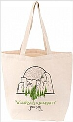 Wildness Is a Necessity Tote (Other)