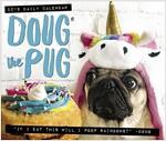 Doug the Pug 2019 Box Calendar (Dog Breed Calendar) (Daily)