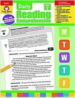 Daily Reading Comprehension, Grade 2 (Paperback, Teacher)