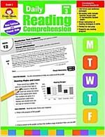 Daily Reading Comprehension, Grade 3 (Paperback, Teacher)
