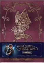 Fantastic Beasts: The Crimes of Grindelwald: Magical Creatures Hardcover Blank Sketchbook (Hardcover)