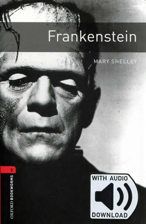 OBL 3E 3: Frankenstein (with MP3) (Paperback with MP3 download card, 3rd)