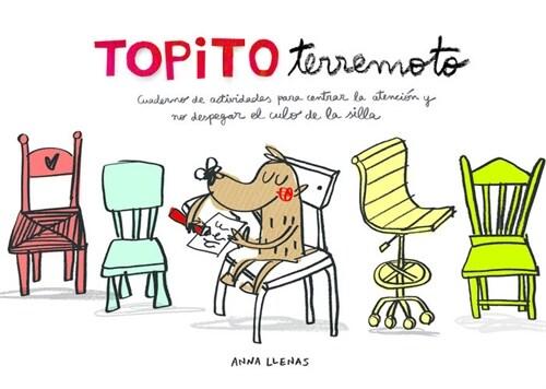 TOPITO TERREMOTO (Paperback)