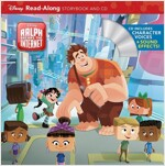 Ralph Breaks the Internet Read-Along Storybook and CD (Paperback)