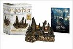Harry Potter Hogwarts Castle and Sticker Book: Lights Up! (Paperback)