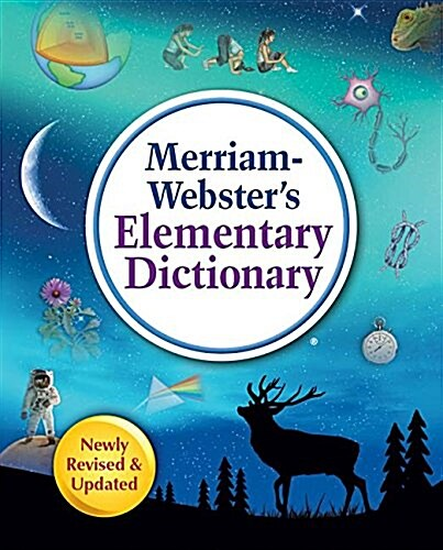 Merriam-websters Elementary Dictionary (Hardcover)
