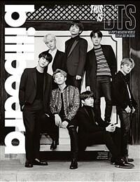 Billboard (주간 미국판): 2018년 02월 17일: BTS 방탄소년단 단체 커버