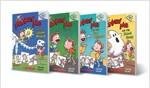 Monkey Me : Book  4종 세트 (4 Paperbacks)