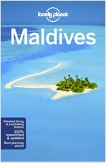 Lonely Planet Maldives (Paperback, 10)